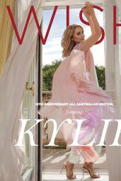 Kylie Minogue - Wish Magazine Australia December 2020