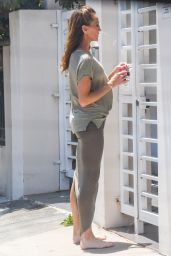 Kyly Clarke in Casual Outfit 12/09/2020