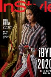 Laura Harrier - Instyle Mexico December 2020