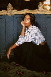 Laura Harrier - Instyle Mexico December 2020 Photos