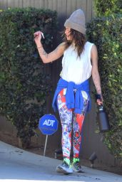 Lena Headey - Out in West Hollywood 12/17/2020