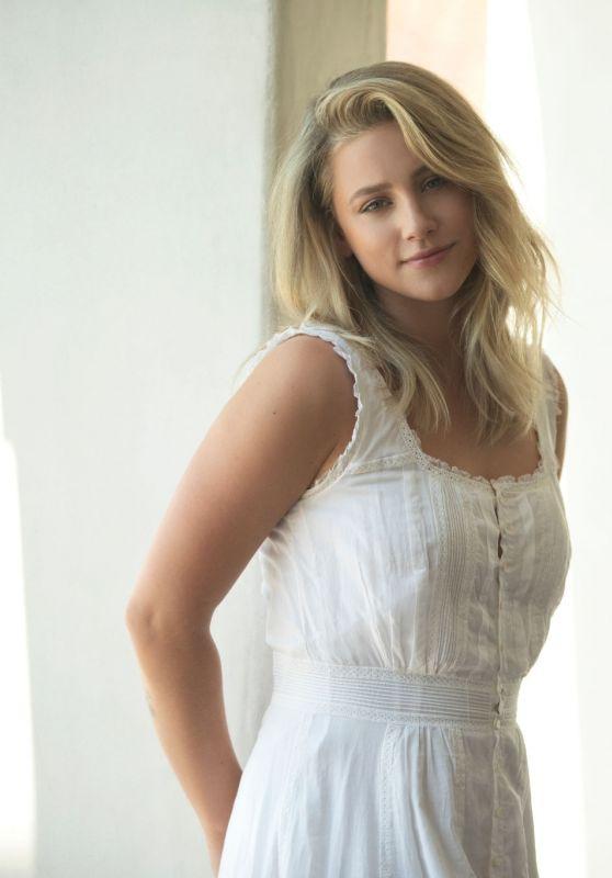 Lili Reinhart - Los Angeles Times August 2020 (more photos)