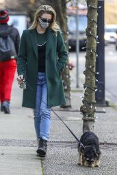 Lili Reinhart - Out in Vancouver 12/13/2020