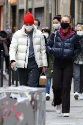 Lily-Rose Depp - Shopping in Paris 12/05/2020