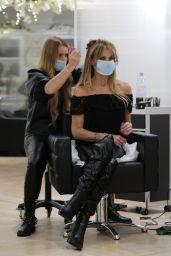 Lizzie Cundy - R.H. Salon in Knightsbridge 12/10/2020