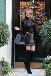 Lizzie Cundy Street Style - London 12/15/2020