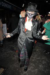 "Lorraine Chase - ""A Christmas Carol"" Press Night in London"