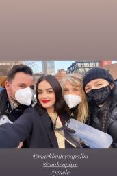 Lucy Hale 12/22/2020