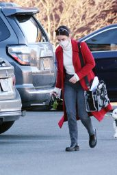 Lucy Hale - Out in New York 12/06/2020