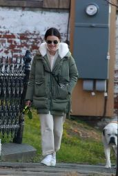 Lucy Hale - Out in New York 12/13/2020