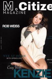 """Mackenzie Ziegler - """"M. Citizen Magazine"""" Winter 2021"""