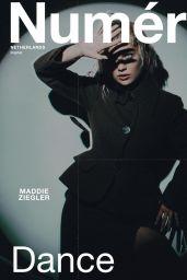 Maddie Ziegler - Numéro Netherlands January 2021