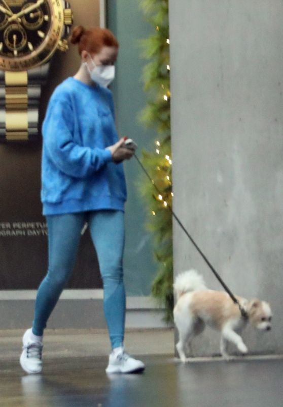 Madelaine Petsch - Out in Vancouver 12/13/2020