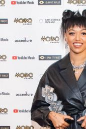 Mahalia - MOBO Awards in London 12/09/2020