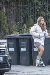 Maisie Smith - Out in London 12/20/2020