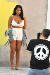 Malin Andersson - Photoshoot in London 10/06/2020