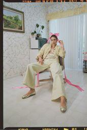 Margaret Qualley - Photoshoot for Elle December 2020