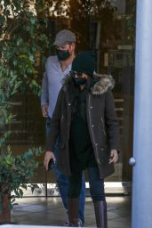 Meghan Markle and Prince Harry - Out in Beverly Hills 12/20/2020