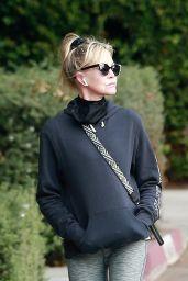 Melanie Griffith - Walk Around Her Neighborhood in Beverly Hills 12/13/2020