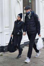 Mircea Monroe - Christmas Shopping in London 12/24/2020