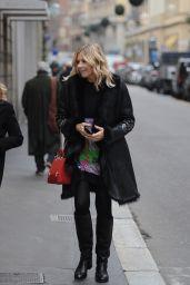Natasha Stefanenko - Out in Milan 12/15/2020
