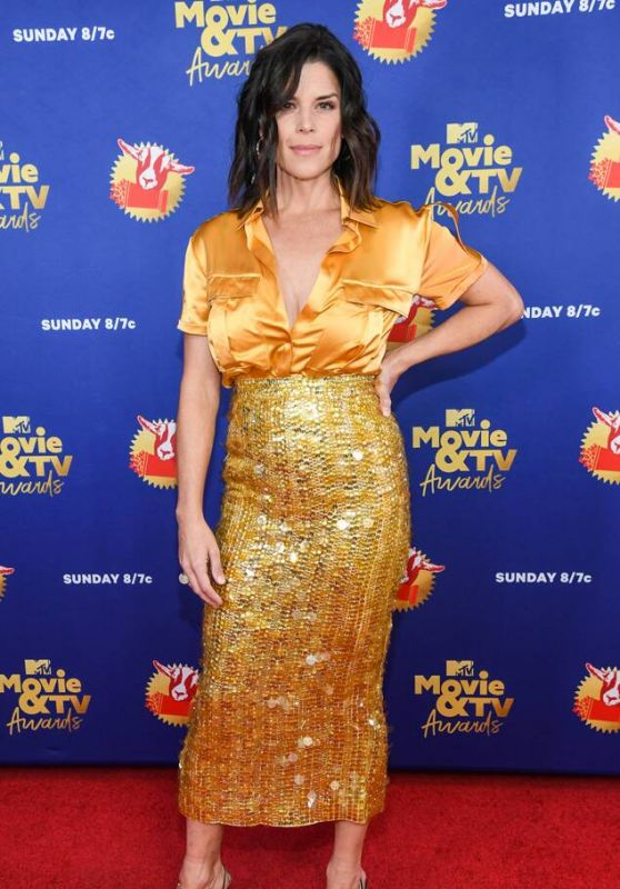 Neve Campbell – 2020 MTV Movie & TV Awards