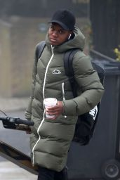 Nicola Adams - Out in London 12/08/2020