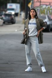 Nicole Williams Street Style - Los Angele 12/09/2020