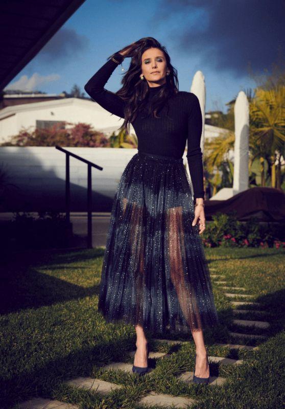 Nina Dobrev - V Magazine December 2020