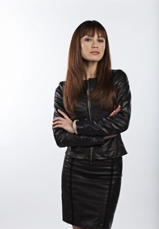 Olga Kurylenko - Seven Psychopaths Promo Pics 2012