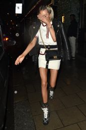 Olivia Attwood Night Out Style - Novikov Restaurant in Mayfair 12/08/2020