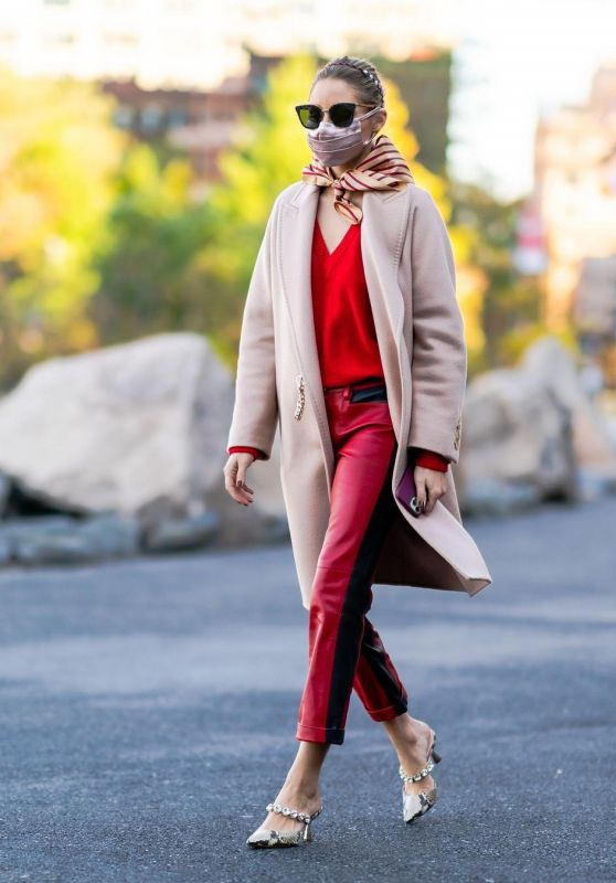 Olivia Palermo Outfit 11/29/2020