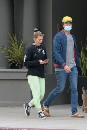 Paige Lorenze - Out in Los Angeles 12/13/2020