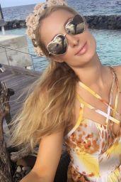 Paris Hilton - Instagram 2016