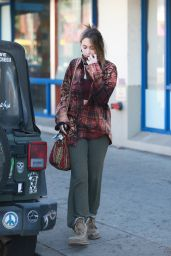 Paris Jackson - Shopping at Petco in Santa Monica 12/01/2020