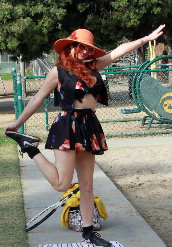 Phoebe Price - Posing in LA 12/11/2020