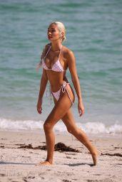 Pia Mia Perez in a Bikini - Miami 12/07/2020