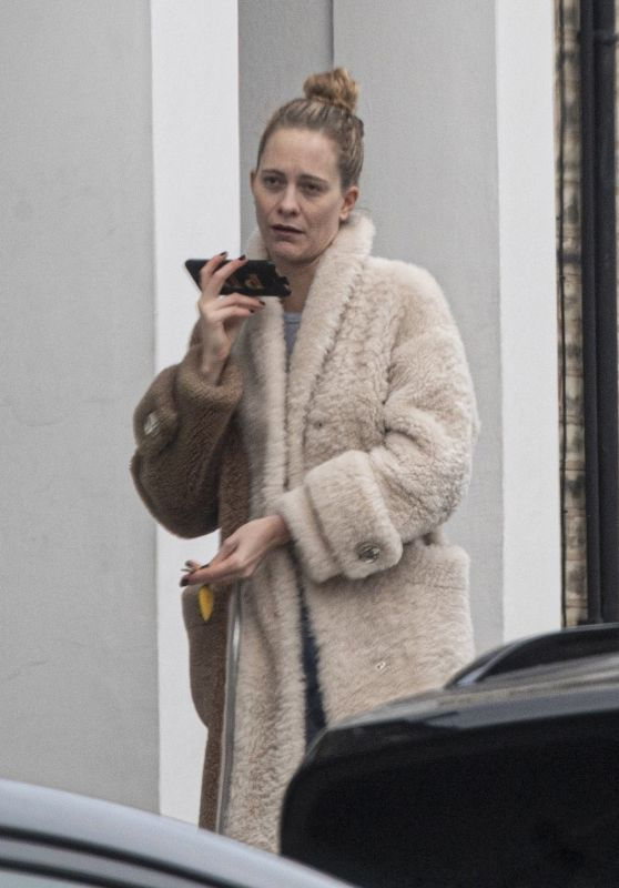 Poppy Delevingne - Out in London 12/02/2020