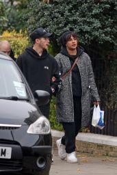 Priyanka Chopra and Nick Jonas - Out in London 12/01/2020