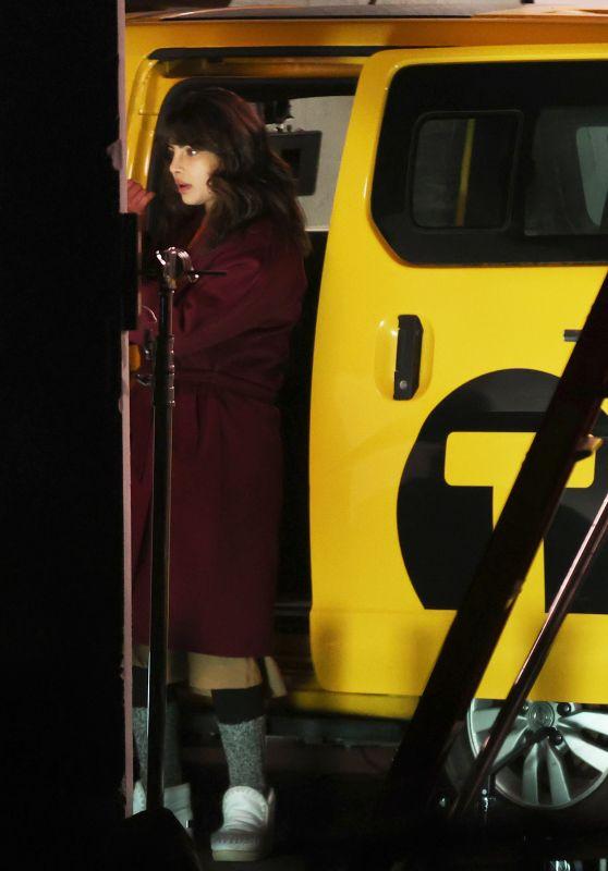 "Priyanka Chopra - Filming ""Text For You"" in London"" 12/08/2020"