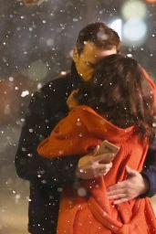"Priyanka Chopra - ""Text For You"" Filming in London 12/15/2020"