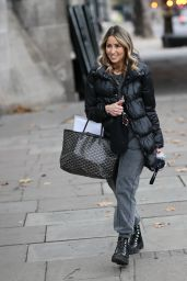 Rachel Stevens - Out in London 12/02/2020