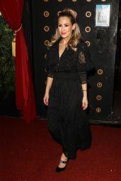 Rachel Stevens - Proud Embankment in London 12/15/2020