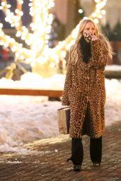 Rachel Zoe - Out in Aspen 12/21/2020