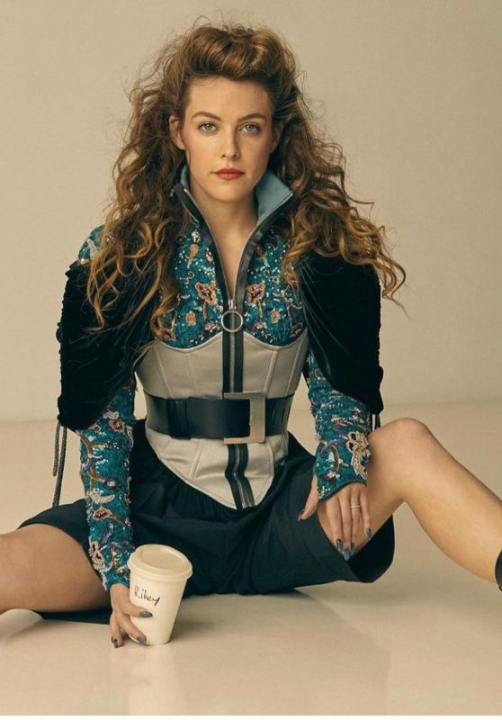 Riley Keough - Photoshoot 2020