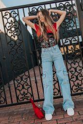 "Riley Lewis - ""Matty Rhee"" Photoshoot December 2020"