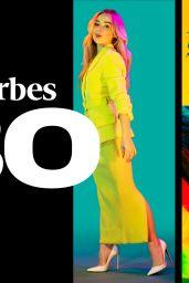 Sabrina Carpenter - Forbes 30 Under 30 Class of 2021 (December 2020)