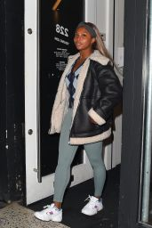 Samira Mighty Night Out Style - London 12/19/2020