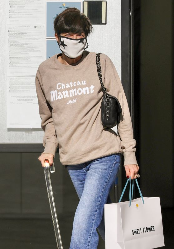 Selma Blair - Out in LA 12/09/2020
