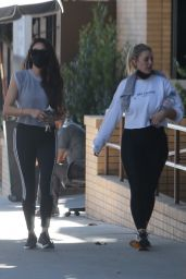 Shay Mitchell - Out in Hollywood 12/01/2020